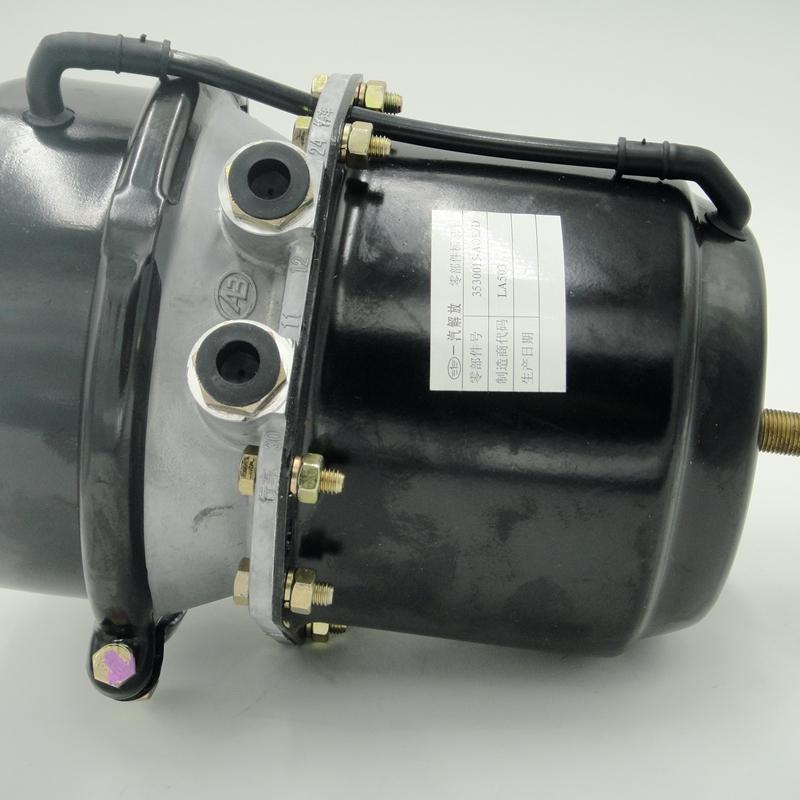 解放J6刹车分泵 制动室解放J6刹车弹簧制动缸 刹车分泵原厂配件