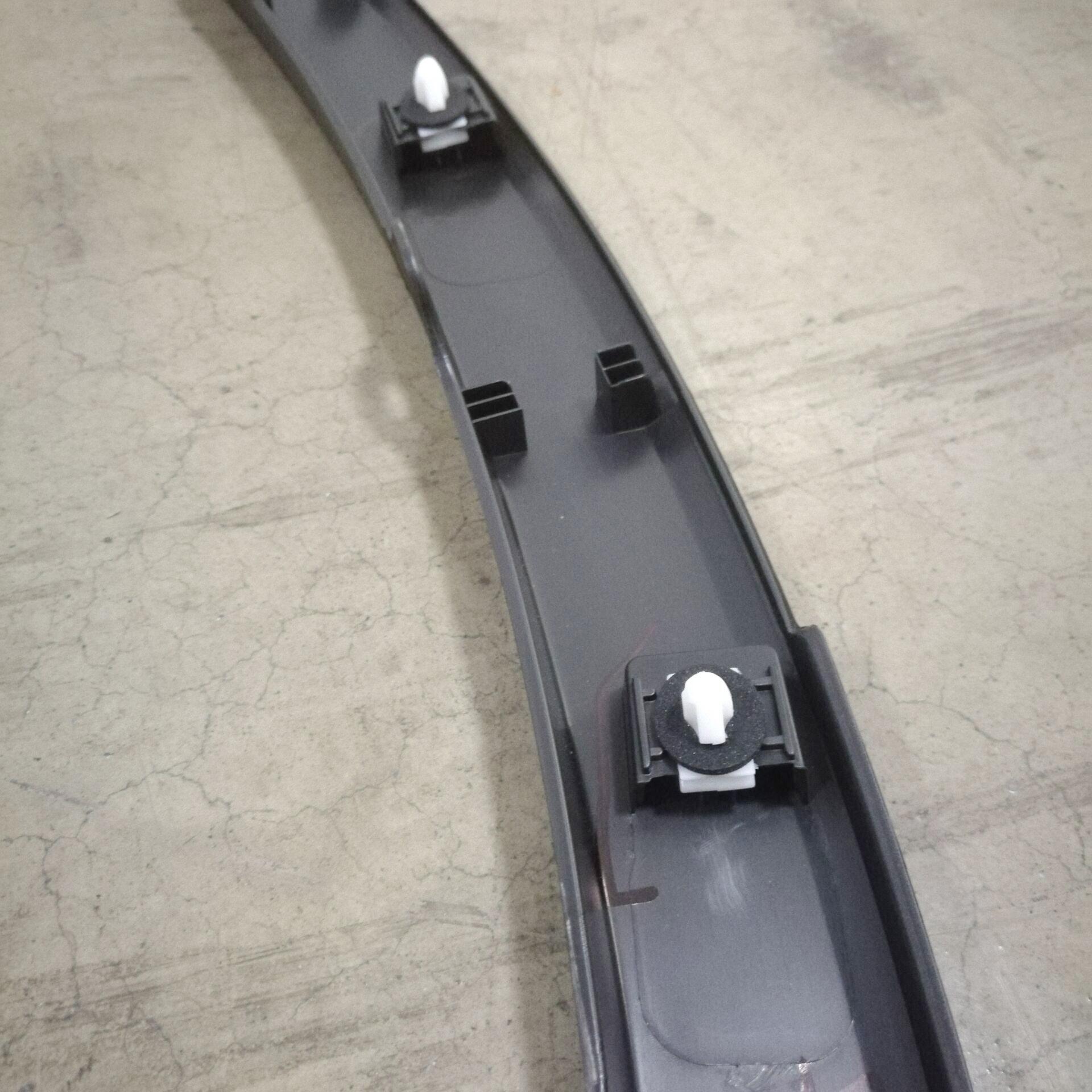 适配长安CS75左右前后轮眉叶子板包围护板CS75前后轮装饰轮眉带卡