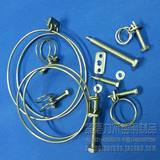 Counter stainless steel 316 double wire hoop diameter 16mm19mm25mm29mm to 180mm reinforcement clip