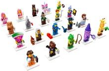 乐高LEGO 抽抽乐 71023 大电影2 特别限量版 全套20只 原封