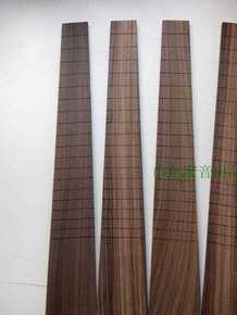 民谣吉他650弦长印度玫瑰木指板半成品 砂光切品B A 3A级制作材料