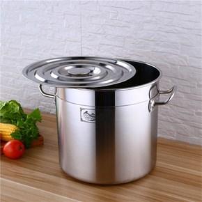 麻辣奢华蒸汤锅保温水桶保煮韩式家用电磁炉专用煲汤粘锅具汤桶