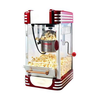 放糖油爆米花机自动爆玉米花机器 家用 全童迷你儿小型暴米花机可