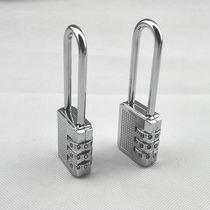 位挂345防盗合金数字按键密码旅行箱包小挂密码挂