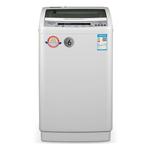 长虹7.5公斤全自动洗衣机家用滚筒波轮小型迷你大容量带脱水包邮