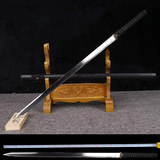 longquan sword high manganese steel sword which tang tang dao of cold hard Japanese sword han jian is not edged usually