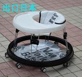 18个月宝宝学步车 出口日本KATOJI婴儿学步车多功能防侧翻学步车7