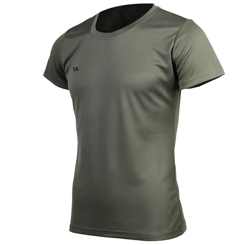 盾郎正品07体能训练服套装男 特种兵军迷短袖新式17体能服修身t恤