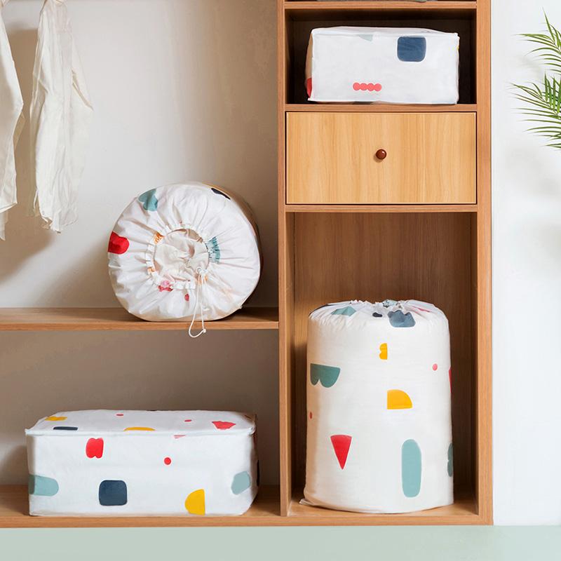 袋子被子防潮收纳袋储物箱束口家用家居大号手提可水洗棉被耐用