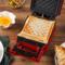 recolte丽克特三明治机网红迷你早餐机神器三文治吐司机烤面包机