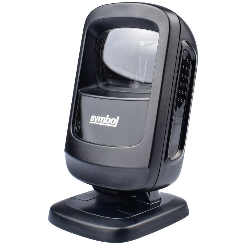 ZEBRA斑马DS9208二维码扫描平台超市收银专用手机支付扫码枪器1D