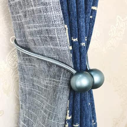 配件飘窗窗帘粘贴带绑带收纳窗帘带捆绑绑绳百搭挂钩固定扣绳子