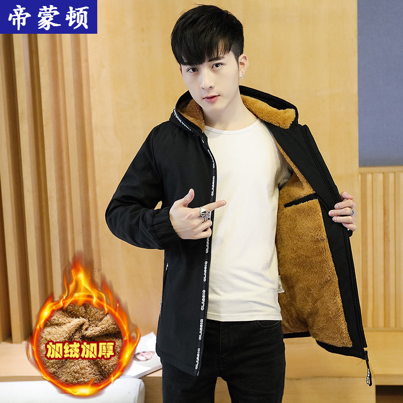 男孩棉衣夹克