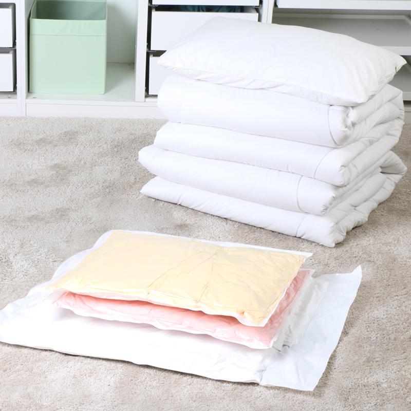 喔爸抽气真空压缩袋收纳袋棉被子衣物收缩真空袋被褥整理袋特大号