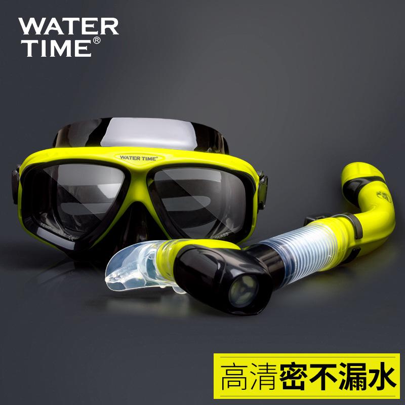 浮潜三宝潜水镜