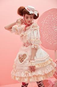 来吃我娃娃裙FS+古典玩偶+来吃我FS 连衣裙 lolita-现货