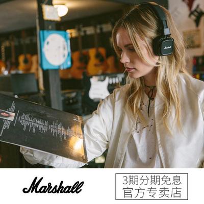 马歇尔头戴式耳机