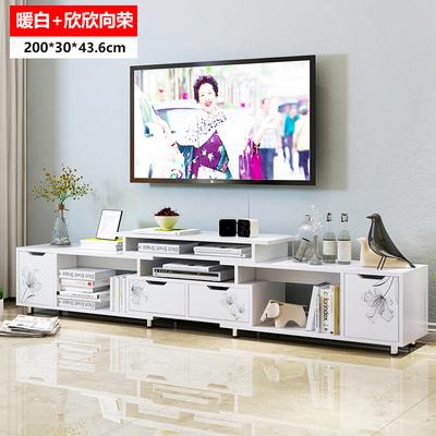 电视机柜中式小户型美式迷你地柜整体组合茶几 简约客厅电视柜茶排行榜