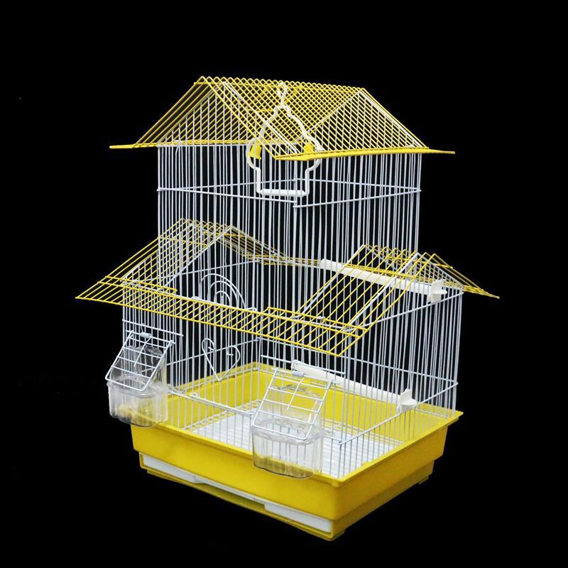 喷漆中大型鹦鹉鸟笼子定做鹦鹉繁殖笼中号葵花金刚鹦鹉笼