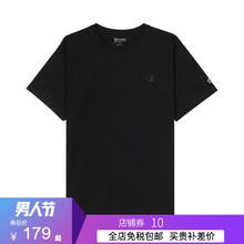 短袖 T恤 T0223美版 CHAMPION冠军男女同款 简约圆领新款图片