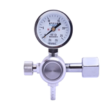 Oxygen Form Valve for Medical Oxygen Cylinder QF-2 Interface Valve for Home Pressure Gauge Valve