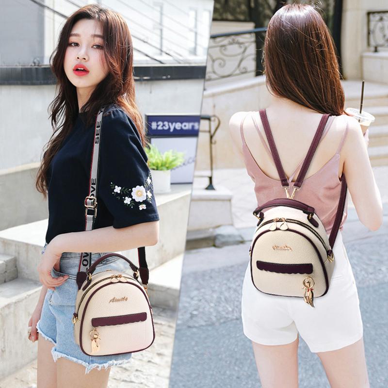 背包单肩包女韩版