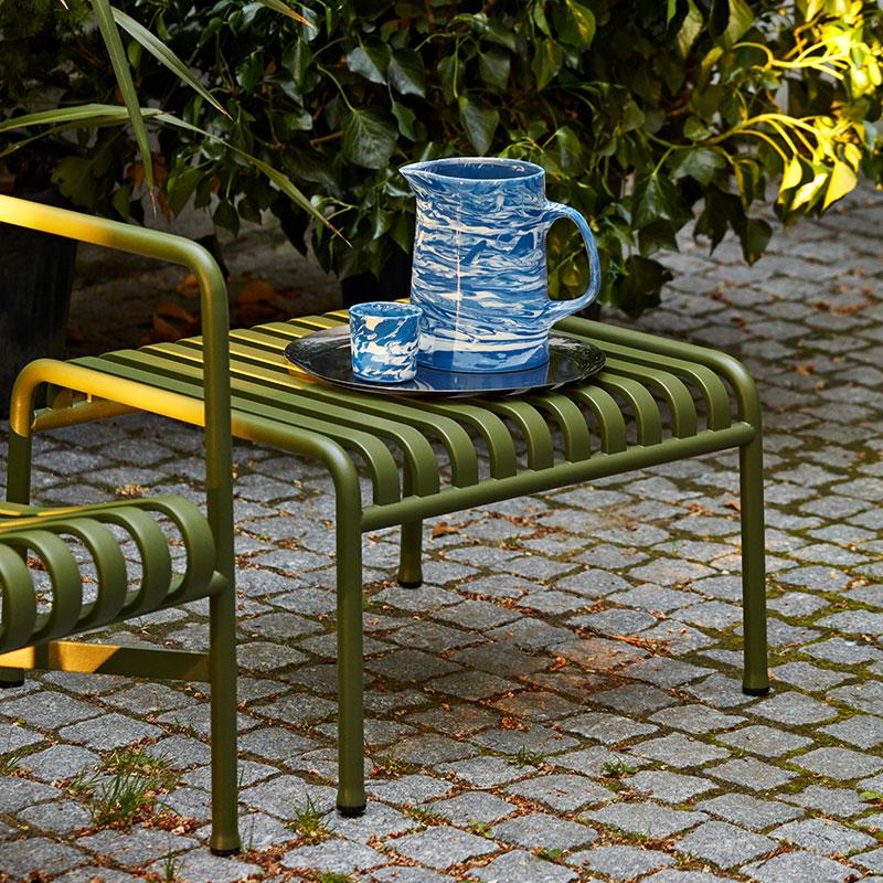 HAY Palissade Ottoman 茶几 户外系列 北欧设计