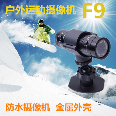 新款 500万 1080P 60帧 专业户外运动防水微型摄像机 行车记录仪哪个品牌好