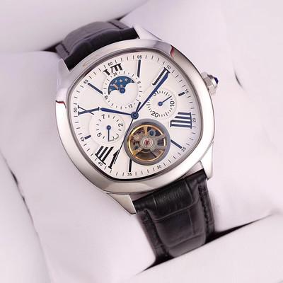 月相机械腕表