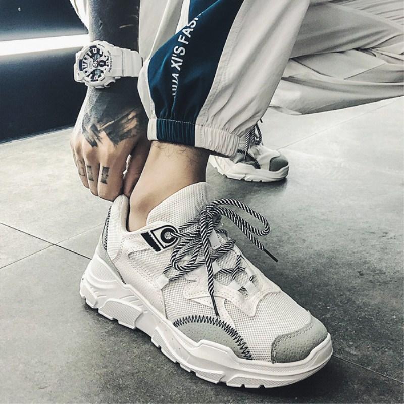 男生夏季潮流鞋子