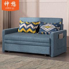 欧式布艺沙发床