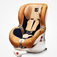 Kiwy进口汽车安全座椅Q-fix 9个月-4岁 弗洛伦萨手工真皮系列