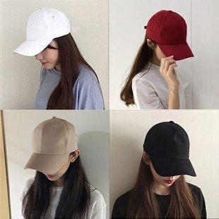 所有灰色白色酒红色黑色均享95元包邮吸粉利器 多色可选百搭帽子