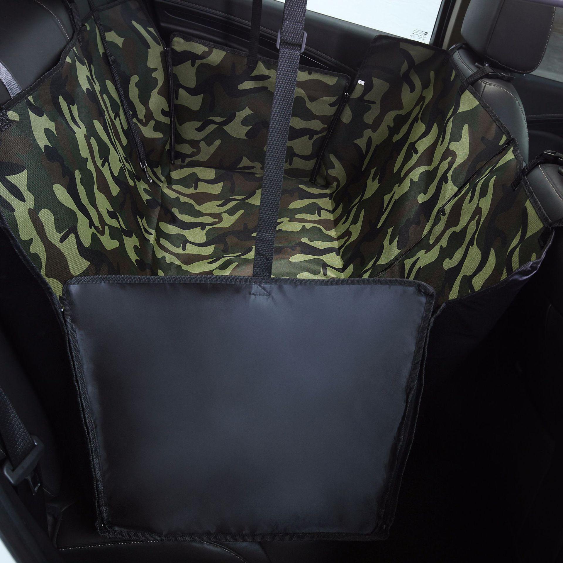东风雪铁龙C3-XR新爱丽舍C5C2防水宠物汽车垫车用后排双座车载垫