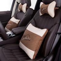 汽车抱枕被子枕头车用靠枕车内车上两用被子多功能折叠被子抱枕