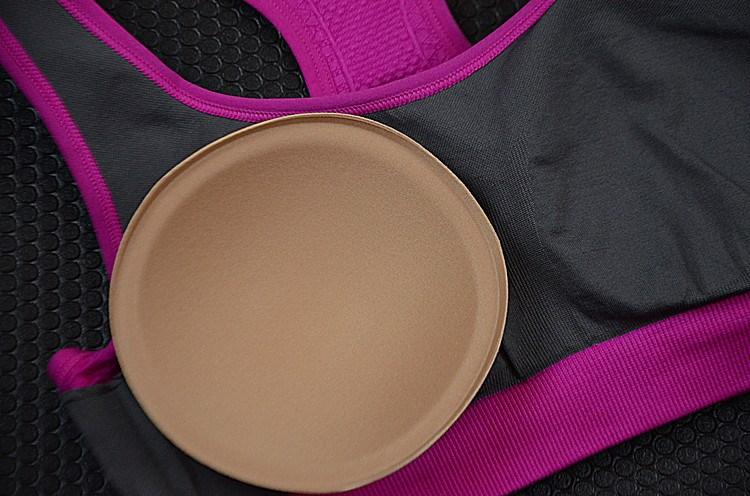 新品发布运动文胸内衣无钢圈无痕专业女跑步防震夏季背心极速发货