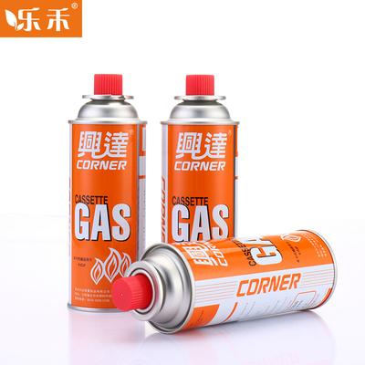 兴达便携式喷火枪卡式卡磁炉丁烷气罐液化小煤气瓶瓦斯燃气灶气体