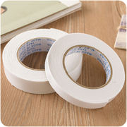 Double-sided adhesive strong fixed thick sponge double-sided tape advertising KT board wall foam tape foam adhesive wall