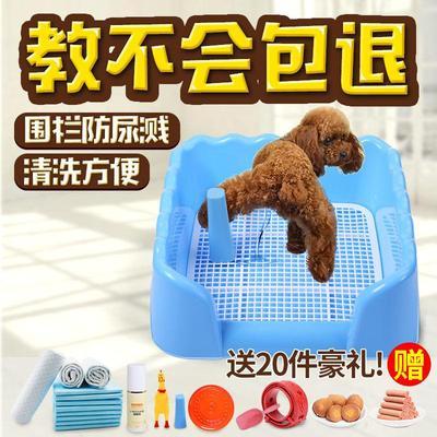 狗砂盆狗厕所泰迪比熊等狗狗用品宠物尿盆便盆小型犬公母狗金毛大