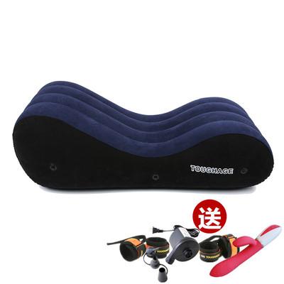 骇客多功能性爱枕充气沙发另类玩具充气椅垫大型用具情趣用品sm
