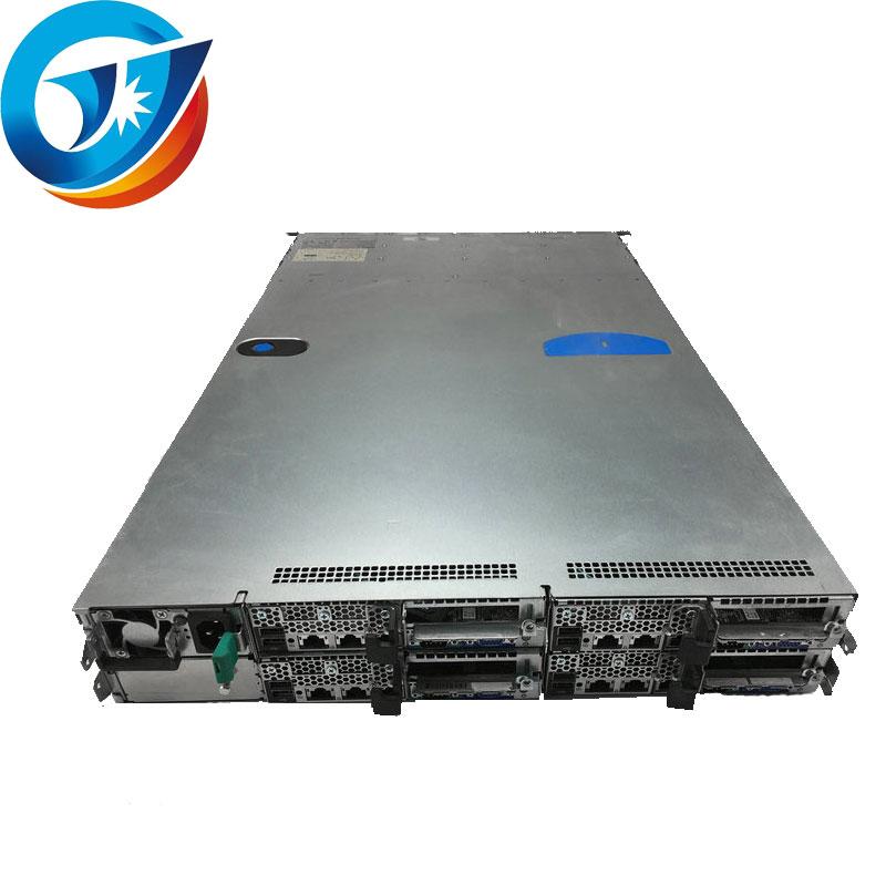 戴尔/Dell C6100 2U四节点服务器server高密度大存储机架式服务器
