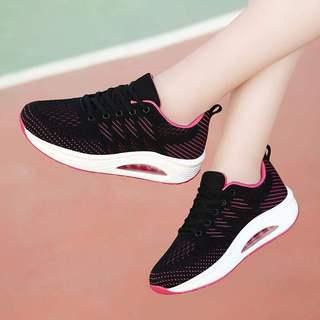 正品新迈伦匹克品质正品春夏季透气运动鞋女鞋单鞋百搭气垫鞋潮韩