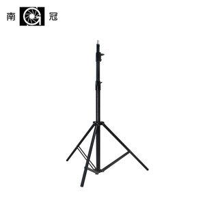南冠专业摄影灯架子便携摄影棚柔光箱三脚架闪光灯补光灯支架L280