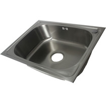 Kimheisen kitchen large sink stainless steel single groove large wash vegetable basin hand laundry tank pool kitchen suit