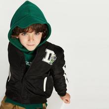 加厚保暖男童夹克棒球服A17421111 儿童新款 gxg kids童装图片