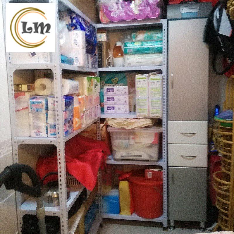 货架仓储 自由组合活动仓库百货展示架置物架储物架储藏 货架家用
