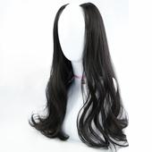 假发女长卷发大波浪长发U型半头套长直发假发片接发补发隐形无痕