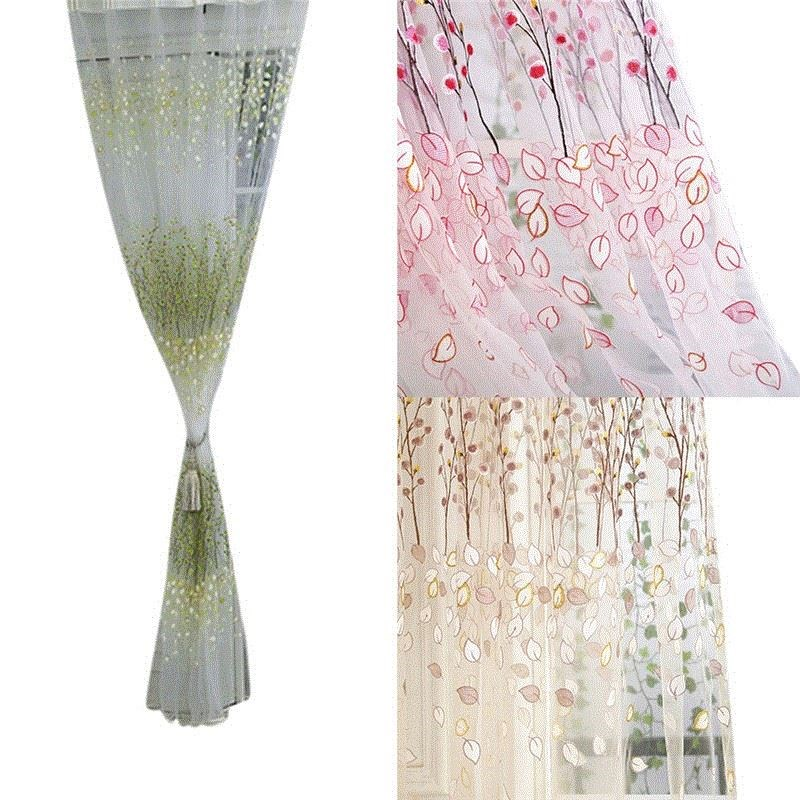 New Home Curtains Door Window Room Curtain Beauty home decor