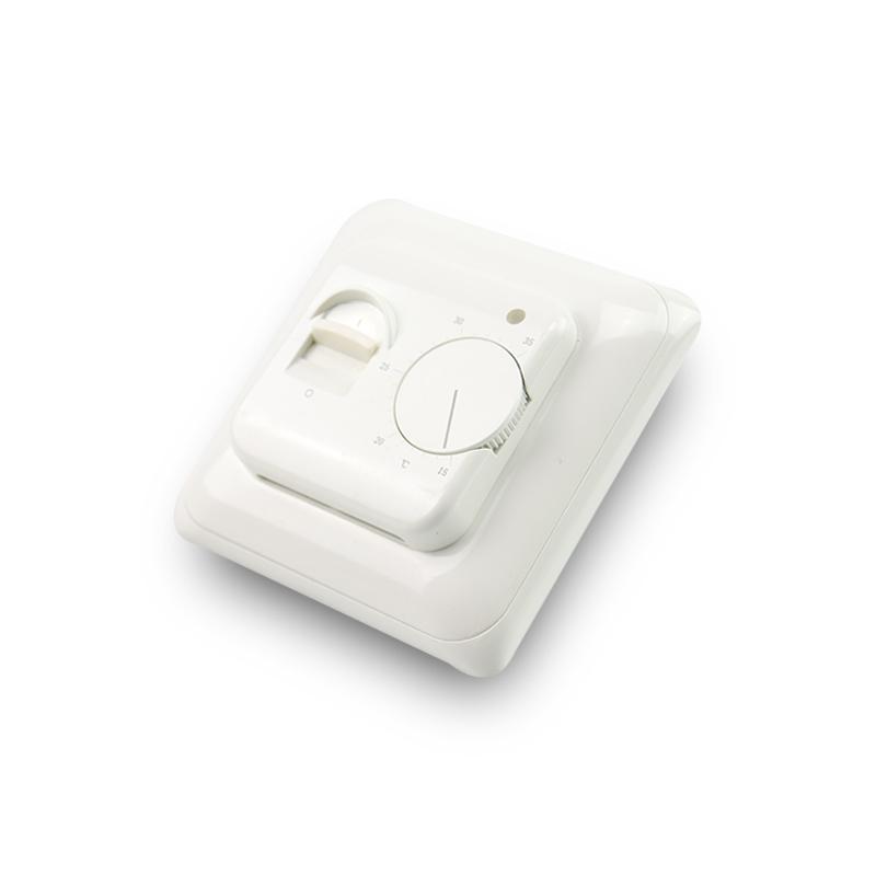 电子机械式水采暖温控器 智能温控热水辐射采暖开关S506