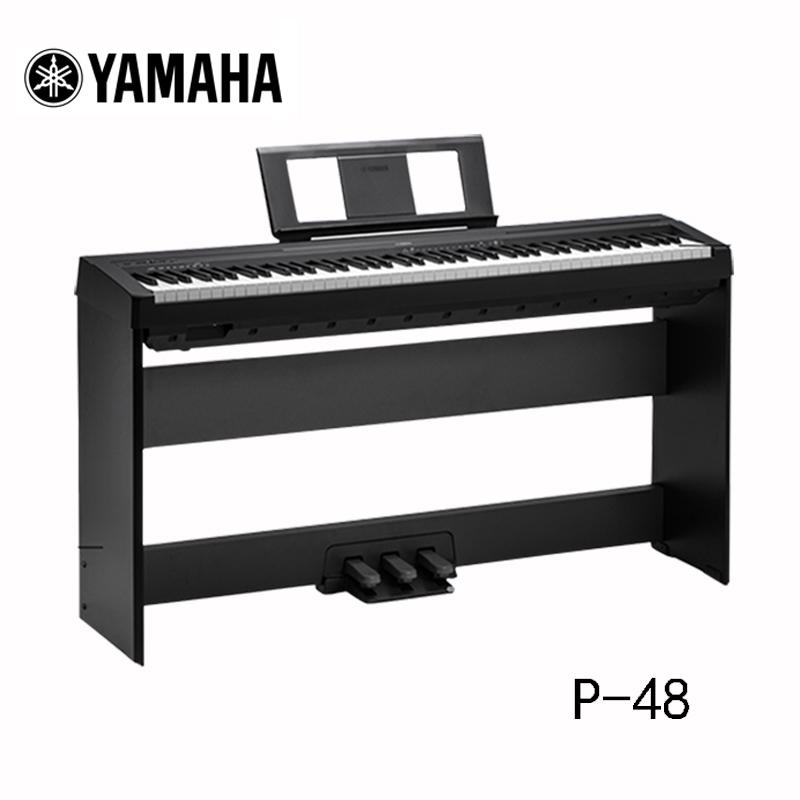 雅馬哈電子琴p48